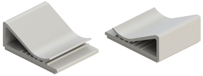 New range of Self Adhesive Cable Clips